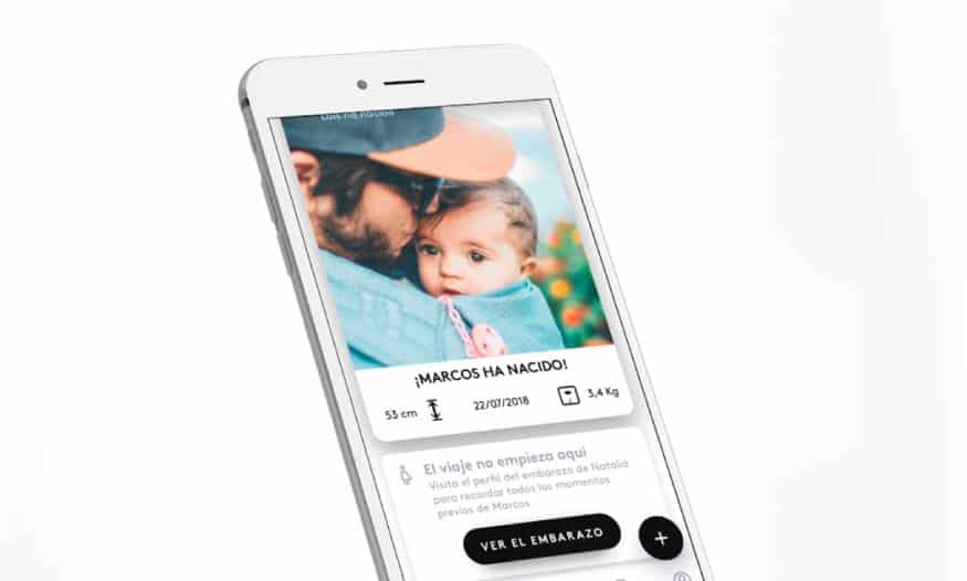 móvil app Suavinex Link