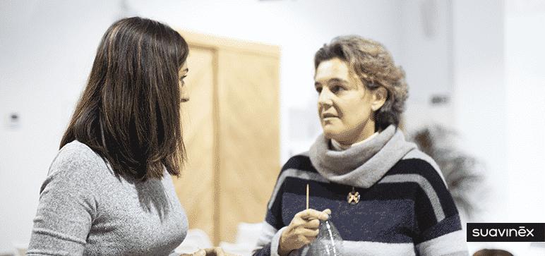 María Berrozpe conversa asistente lactancia y sueño del bebé