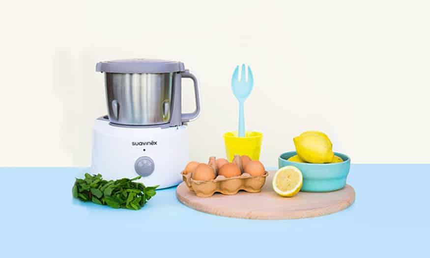 robot de cocina Suavinex superayudas