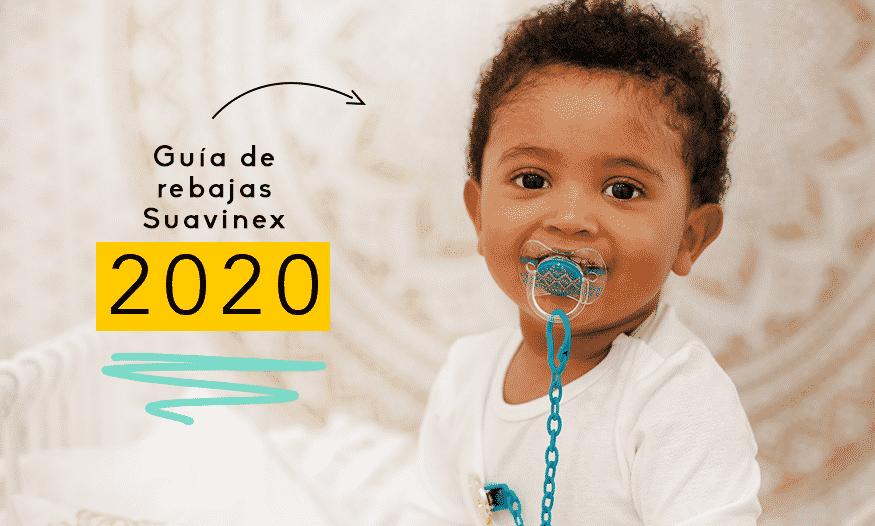 guía de rebajas Suavinex 2020