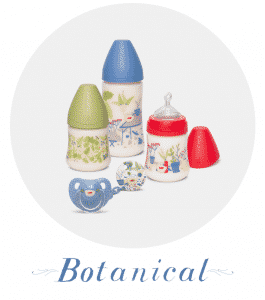 Colección Prêt-à-porter diseño Botanical