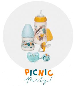 Colección Prêt-à-porter diseño Picnic Party