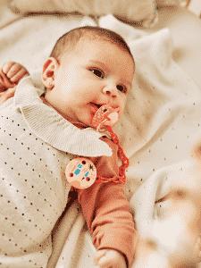 Thank You Día Mundial de la sonrisa bebé recién nacido