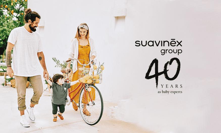 40 aniversario de Grupo Suavinex