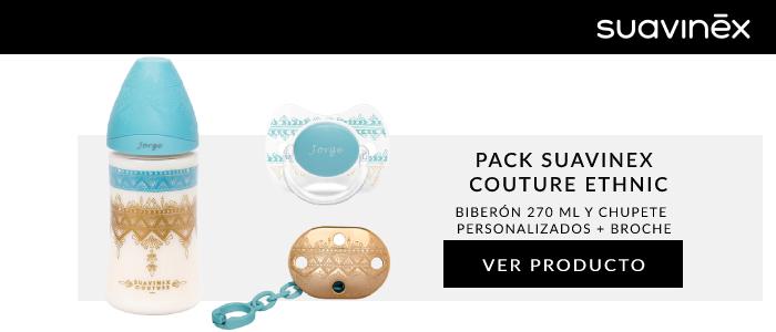 pack suavinex couture ethnic 270 ml
