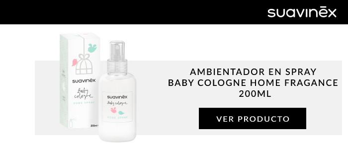 ambientador en spray baby cologne home fragance 200ml