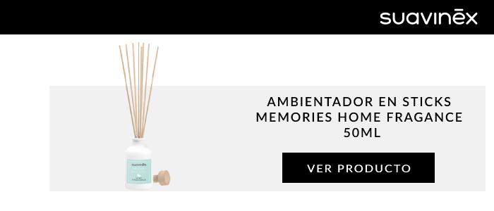 ambientador en sticks memories home fragance 50ml