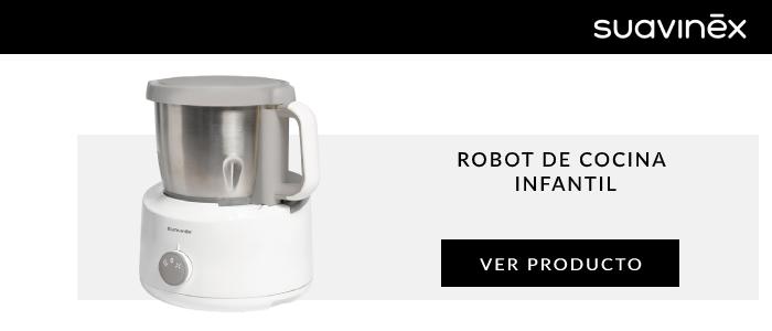robot de cocina infantil suavinex