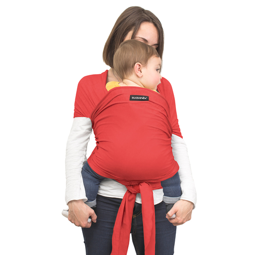 Baby Wrap Fular Portabebe Rojo Fular Portabebe Suavinex